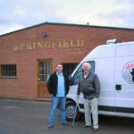 Springfield Poultry Farm with Rodney and Nigel Mee