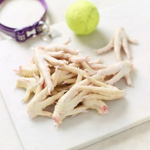 Organic Chicken Feet for dogs