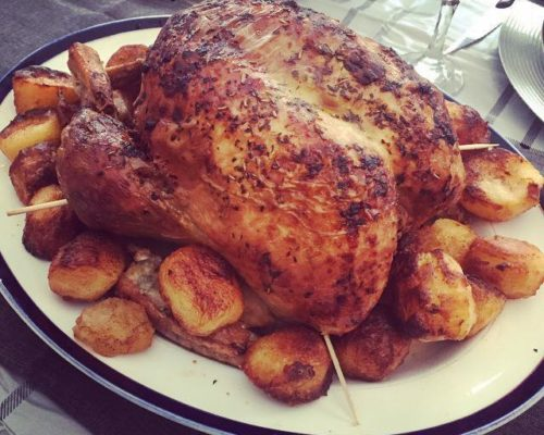 Organic Free Range Roast Poultry from Springfield Poultry