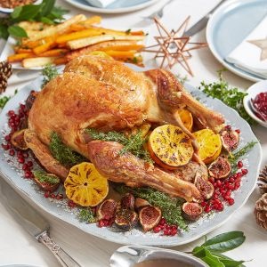 Free Range Christmas Turkey
